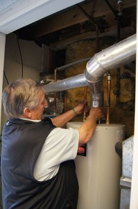 Brighton plumbing water heater installation